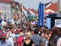 Eilenburg 1050-Jahrfeier Leipziger Strasse6 - Eilenburg – Wikipedia