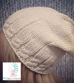 Cable Brim Hat & Scarf - LoopsKnitting.com - Loops®, A yarn store in Tulsa, Oklahoma. - Powered by ePosim eCommerce