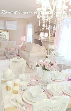 ⚜ Romantic Shabby Chic