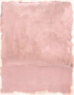 "topcat77: "" Mark Rothko Pink on pink, 1953 "" This is NOT pink on pink 1953 (actually titled Untitled, red and pink on pink), This is a Untitled 1969 and it is grey not pink. It has been pushed or photoshopped to look pink. I wish people would stop..."