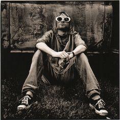Anton Corbijn© - Kurt Cobain, 1993