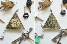 #keys, #wooden,  #made by JAGURKA
