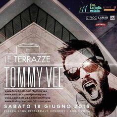 Questo sabato Terrazze con dj Tommy Vee! Chiama Sms/ Whatsapp/ Telegram  3934786744  #ListaSuperman  Segui i migliori eventi su http://ift.tt/1PXEnMs e http://ift.tt/22qwCDd http://ift.tt/1Qdg9PG - http://ift.tt/1HQJd81