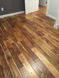 flooring 80 Gorgeous Hardwood Floor Ideas for Interior Home That fall they provided the service Acacia Hardwood Flooring, Vinyl Plank Flooring, Hardwood Floors, Lumber Liquidators, Walnut Floors, Real Wood Floors, Floor Colors, Wide Plank, Home Remodeling