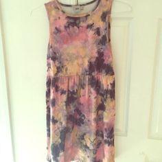 Tye dye Asos dress SALE Asos tye dye dress in good condition! ASOS Dresses Mini