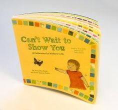 Can't Wait to Show You, Board Book to Read to the Baby in the Womb