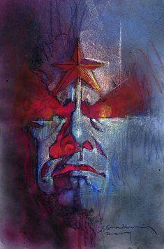 Atomika •Bill Sienkiewicz