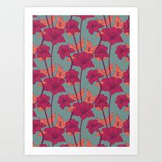 #flower #vintage #pattern #floral