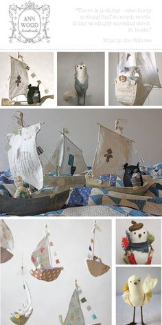 The Magic Of Ann Wood Handmade Delights