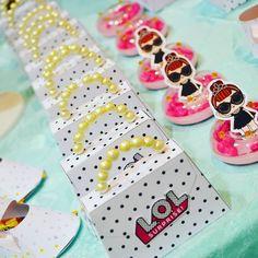 Festa #lolsurprise no #gamebox #festaemaracaju #festainfantil #festalolsurprise #lolsurprisefesta #festademenina 6th Birthday Parties, Birthday Party Favors, Surprise Birthday, 7th Birthday, Lol Doll Cake, Doll Party, Bday Girl, Lol Dolls, Party Time