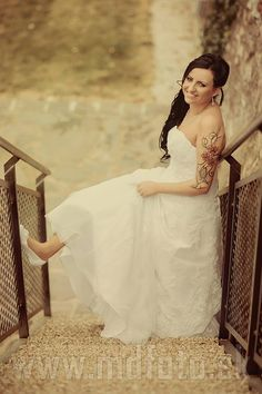 #wedding #bride #photoshoot #tatoo