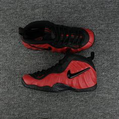 6621c2706a5 2018 Official Nike Air Foamposite One Red Black Foamposites For Sale