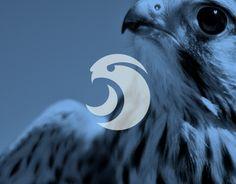 Logos, Typography Logo, Graphic Design Typography, Best Logo Design, Branding Design, Web Design, Logo Inspiration, Logo Luxury, Falcon Logo