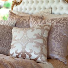 Silk Diamond Quilted Reversible Coverlet