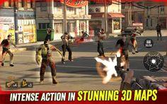 Game APK - Zombie Hunter: Apocalypse Android Miễn Phí