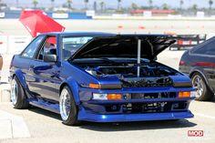 Rad Racer — Toyota Trueno Coupe Ae86