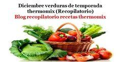 verduras diciembre thermomix