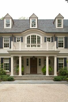 Beach House Front Door Design Ideas, Pictures, Remodel and Decor House Front Door, Front Porch, Front Entry, Front Doors, Balkon Design, Front Door Design, House Goals, My Dream Home, Dream Homes