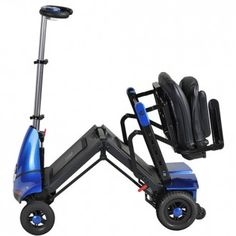 Solax Mobie Foldable Scooter | 1800wheelchair.com