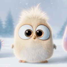 cute | This GIF by Angry Birds has everything: cute, adorable, ANGRY BIRDS ...