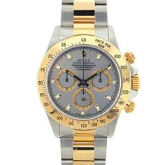 - Model Number: 116523 - Brand: Rolex - Condition: Certified Pre-Owned - Series: Daytona - Gender: Mens - Case Material: Stainless Steel Case Diameter: Dial Color: Factory black mother of pearl r Rolex Daytona Two Tone, Rolex Daytona Watch, Rolex Cosmograph Daytona, Rolex Submariner, Rolex Watches For Men, Luxury Watches, Cool Watches, Men's Watches, Unique Watches