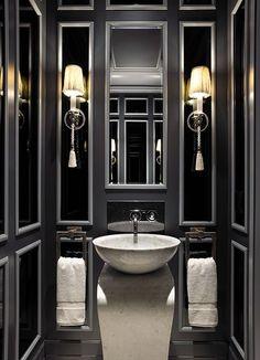 bagno nero design