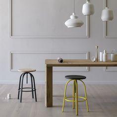 Miniforms Ferrovitos Stool Contemporary bar stools from Harrogate Interiors