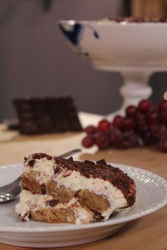 Skyramisú Pastry Cake, Sweet Recipes, Tiramisu, Yogurt, Sweet Tooth, Sweet Treats, Deserts, Food And Drink, Ice Cream