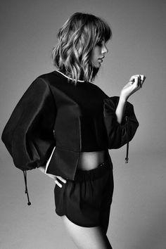 senyahearts:  Taylor Swift for Grazia France, October 31st - November 6th, 2014 Photographed by: Damon Baker