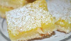 This is one of the first recipes I posted on Mountain Mama Cooks in 2011 and to this day is still one of my favorites. I make these Meyer Lemon Bars with a Coconut Crust often and updated photos wa… Cookie Desserts, Just Desserts, Delicious Desserts, Dessert Recipes, Yummy Food, Eat Dessert First, Dessert Bars, Lemon Recipes, Sweet Recipes