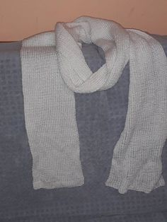 Cream scarf double thickness a beautiful scarf .Machine washable at cool tumble dry acrylic. another color can be made on the order. Womens Scarf, Handmade Scarves, Cotton Scarf, Scarf Styles, Comfy, Silk, Handmade Accessories, Fashion Accessories