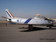 South African Air Force 2 SquadronCanadair CL13B Sabre Mk 6 Fighter Aircraft, Fighter Jets, South African Air Force, Aircraft Images, Korean War, Military Aircraft, Military Vehicles, Cool Photos, Aviation