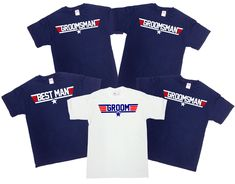 Bachelor Party Shirts Best Man Gift For Groom And Groomsmen T Shirts Stag Party T-Shirts Groom Party Drinking Grooms Crew - SA1291-1529-30 Groom And Groomsmen Shirts, Best Groomsmen Gifts, Groomsman Gifts, Bachelor Party Shirts, Bachelor Gifts, Gifts For Wedding Party, Party Gifts, Wedding Favors, Wedding Invitations