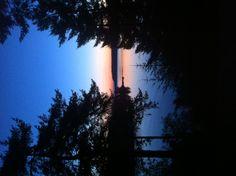 Pender Island BC - sunrise