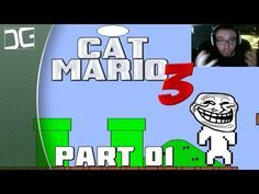 Cat Mario 3 Syobon Action - Welcome To Hell, Enjoy Your Stay - Gameplay ...