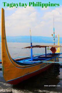 Arv Travels: Day Trip to Tagaytay Philippines
