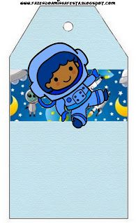 Astronaut Kid Party: Free Party Printables, Images and Papers. Birthday Themes For Boys, Kids Party Themes, Boy Birthday Parties, Birthday Party Decorations, Party Ideas, Free Printable Bookmarks, Free Printable Banner, Willy Wonka, Polly Pocket