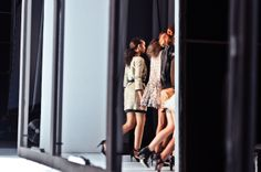 Backstage at MBFW 2014 by Niquita Bento http://www.elle.co.za/backstage-at-mbfwj-2014/