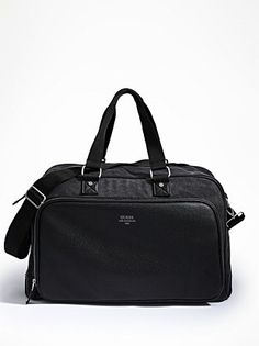 Men's Leather Duffle Bags