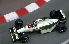 Mika Hakkinen (Monaco 1991) by F1-history