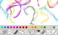 OŁÓWKOWE SZALEŃSTWO Opis: Wirtualna gra w rysowanie, w której można wykreować za pomocą ołówka najróżniejsze efekty.