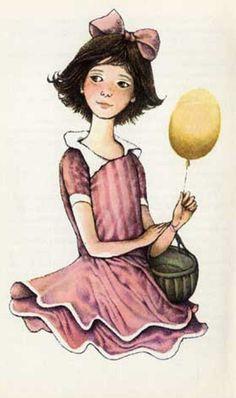 Illustrator Dagmar Berková