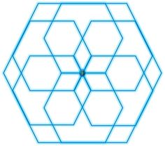6hexagons