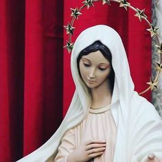 Virgin Mary, Dresses, Fashion, Vestidos, Moda, Fashion Styles, Blessed Virgin Mary, Dress, Blessed Mother