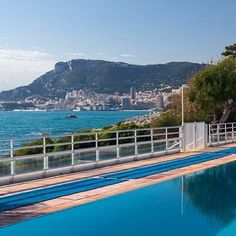 apartment for sale views Real Estate Agency, Luxury Real Estate, Mediterranean Garden, French Riviera, Apartments For Sale, Belle Epoque, Monaco, Swimming Pools, Beautiful Places