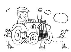 Read moreCute Farmer Driving Tractor Coloring Page Tractor Coloring Pages, Witch Coloring Pages, Family Coloring Pages, Farm Animal Coloring Pages, Online Coloring Pages, Alphabet Coloring Pages, Cartoon Coloring Pages, Free Printable Coloring Pages, Wedding Coloring Pages