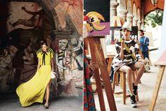 viva el color vogue australia San Miguel de Allende March 2011