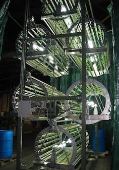 "Fun fact: In the Canadian-American military sci-fi TV series ""Stargate Universe,"" there were Omega Garden's systems on the spaceship.  Built 'From the Light Up', Hydroponic Technology Startup Seeks to Revolutionize Urban Farming."