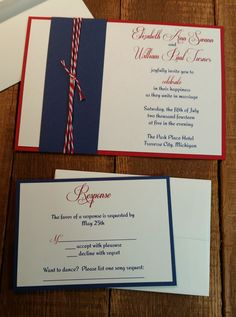 Wedding Invitation Set Celebrate CUSTOMIZED SAMPLE Price 5x7