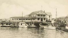 Ballard's Inn, Block Island.  Circa 1950.